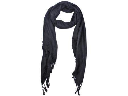 Winter scarf black