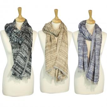 Sunsa scarf stole halter lines