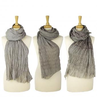 Sunsa vintage scarf stole halter cloth