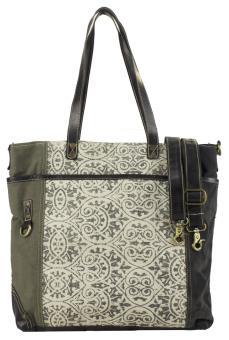 Sunsa Vintage Tasche Shopper Schultertasche Weekender große Handtasche