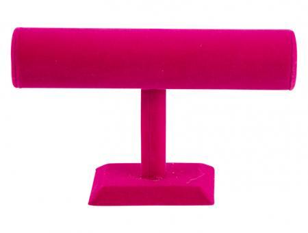 Ständer für Armbänder pink